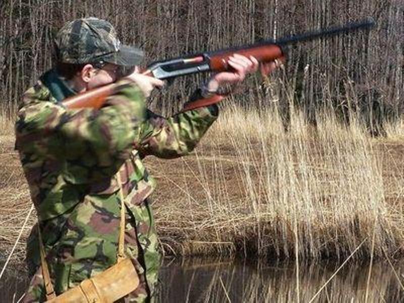 Охотник перепутал зайца с человеком и застрелил односельчанина